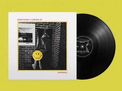 "Vinyl (One-sided 12"") main photo"