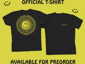 Vinyl + T-Shirt Bundle photo