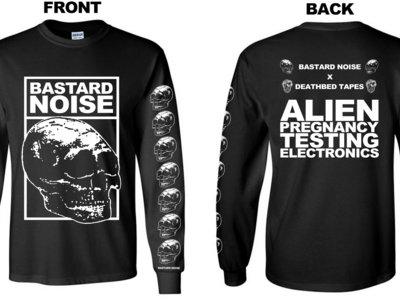 Bastard Noise Shirt main photo