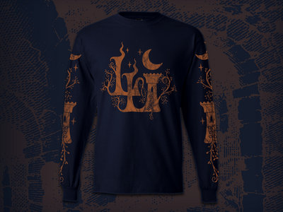 Navy/Umber Lord Lovidicus Longsleeve Shirt main photo
