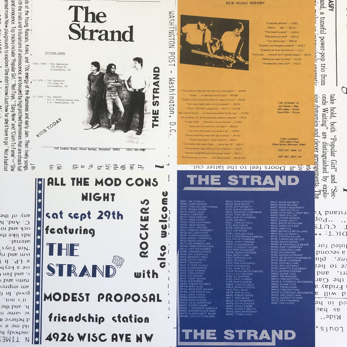 The Strand Seconds Waiting 83 Virginia Archival Dig002 Dig Records Check out new themes, send gifs, find every photo you've ever. seconds waiting lp download