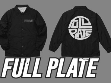 Pre-Order: FULL PLATE Coaches Jacket main photo