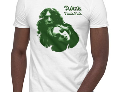 White TWINK - THINK PINK T-SHIRT main photo