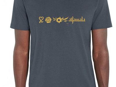 Jawala Logo Shirt (goldprint) main photo