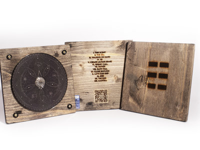 TERRA Album Wooden Packed CD MK II main photo