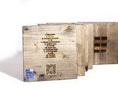 TERRA Album Wooden Packed CD MK II photo