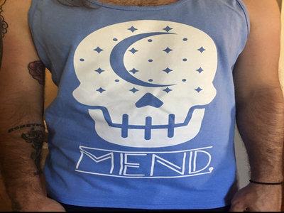 Blue Skull Tanktop main photo