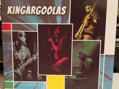 "Kingargoolas ""First 2 LPs on 1 CD"" main photo"