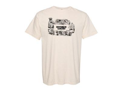 Divorce Court x Geoffrey Musashi T-Shirt main photo