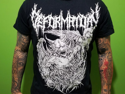 Eviscerated Dead | T-Shirt (Black) main photo