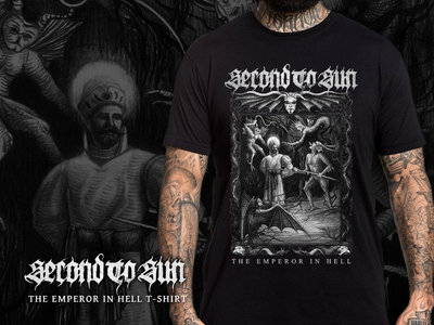 STS 027 The Emperor in Hell (Black) main photo