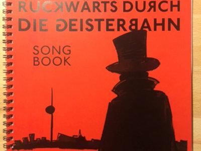 Songbook - Rückwärts durch die Geisterbahn main photo