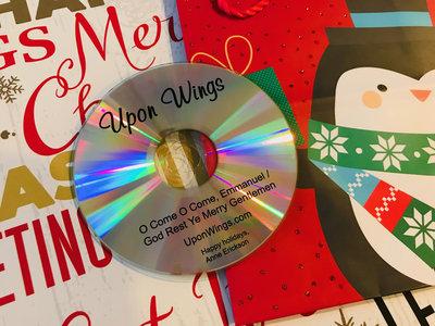 Upon Wings Holiday Single - Physical CD and Personal eCard main photo