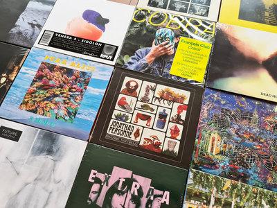 SURPRISE BAG : 10 CD albums BUNDLE main photo