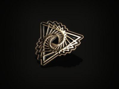 Odyssey's Spiral - Enamel Pin main photo