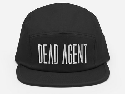 Dead Agent 5-Panel Embroidered Logo Cap main photo