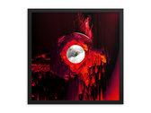 Framed KIDAFRIKA (SGT_SLTR_MLN cover art) poster photo
