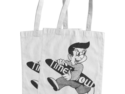 Time Is Now Tote Bag main photo
