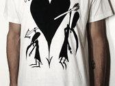 Les Tétines Noires T-Shirt Enfants Groins + Button photo