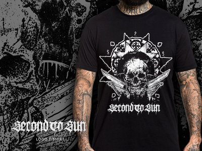 STS 028 Second To Sun Logo 2020 (Black) main photo