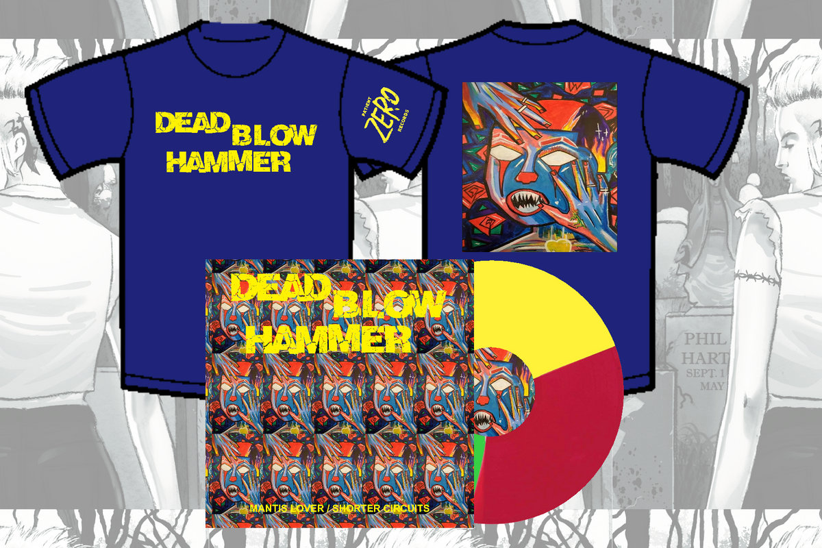 Dead Blow Hammer When you follow dead blow hammer, you'll get access to exclusive messages from the artist and comments from fans. bandcamp