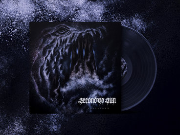 "STS 025 LEVIATHAN VINYL LP, 12"", Atmospheric blackened blue, 180g. main photo"