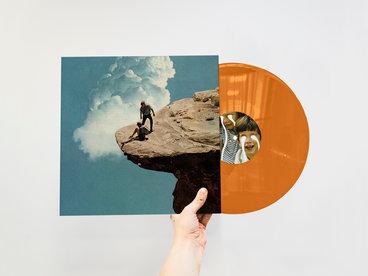 "Limited Edition 10"" - Orange vinyl main photo"