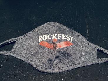 Rockfest Masque gris / Grey Facemask main photo