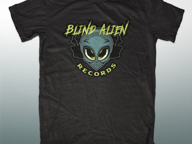 Blind Alien Character T-shirt main photo
