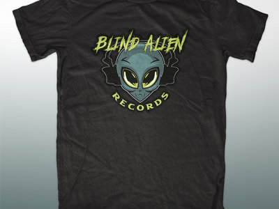 Blind Alien Character T-shirt main photo