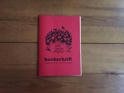 Lasses Kookschrift (recipe book in Dutch) main photo