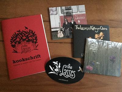 Combo Album Collection + Recipe Book main photo