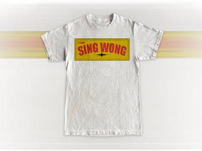 Sing Wong Yellow Sign T-shirt main photo