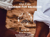 "World Peace Music Presents: Gigi Testa "" Saudade for Salvador ""  12"" New Vinyl Release. COMES IN STANDARD ATYPICAL DOPENESS JACKET photo"