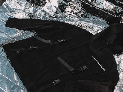 h_prjct: Oversize Jacket main photo