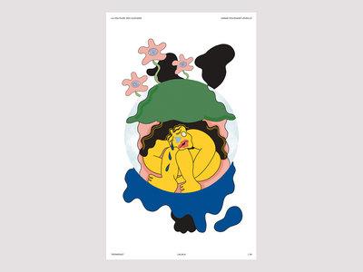 "Affiche/Print ""LALALA"" par TEENADULT main photo"