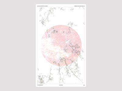 """Affiche/Print """"FLOCON"""" par Sonia Reboul main photo"""