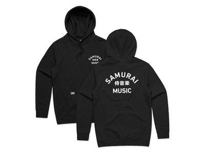 Samurai Music - Arc Logo Hooded Sweatshirt main photo