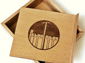 Deluxe beechwood Box Set ( incl. 4 CDs of your choice ) photo