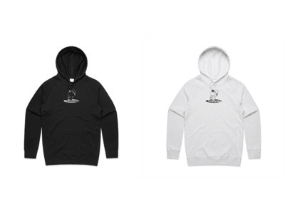 Time Is Now Hoodie main photo
