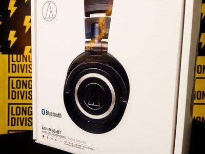 Audio Technica Wireless Over-Ear Headphones main photo