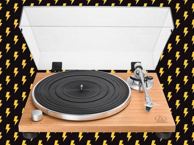 Audio Technica Belt-Drive Turntable main photo