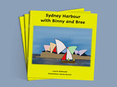 Sydney Harbour with Binny and Bree (Kids Book) photo
