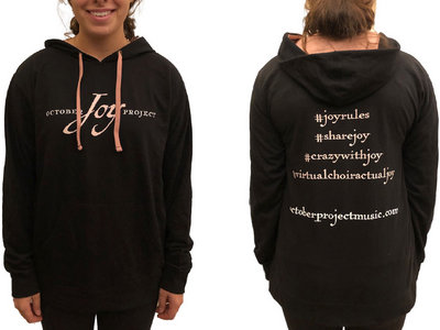 Unisex French Terry Pullover Hoodie main photo