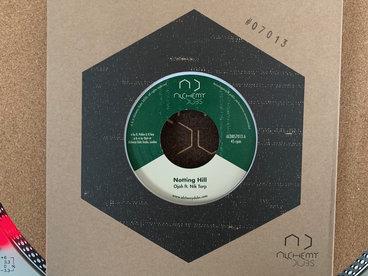 "Ojah feat. Nik Torp - Notting Hill/ Notting Hill Dub (ALDBS7013) 7"" vinyl main photo"