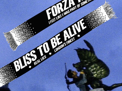 'FORZA RL / BLISS TO BE ALIVE' Scarves main photo