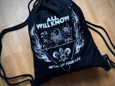 Gym Bag - Metal Up Your Life main photo
