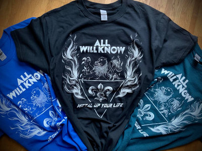Metal Up Your Life / ALL WILL KNOW Shirt main photo