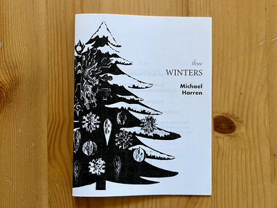 Three Winters - Zine main photo