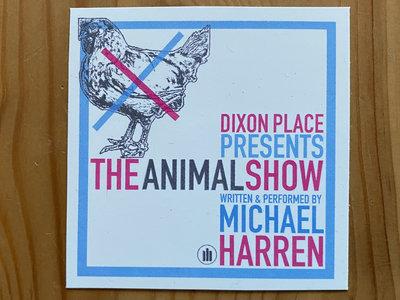 The Animal Show - Sticker main photo